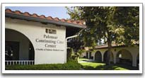 Palomar Continuing Care Center, Escondido, North San Diego County