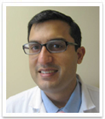 Sandeep Soni is infectious disease physician for the palomar pomerado wound care centers