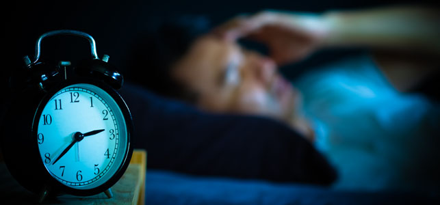 Erratic Sleep Habits May Boost Risk of Heart Problems: Study