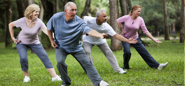 Tai Chi: A Gentler Way to Exercise