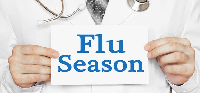 Flu Season Shows First Signs of Slowing