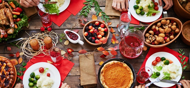 Put Some Healthful Into Holiday Eating