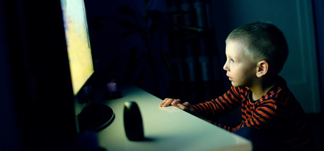 Too Much Screen Time a Damper on Child's Development
