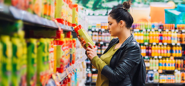 How to Understand New Food Labels
