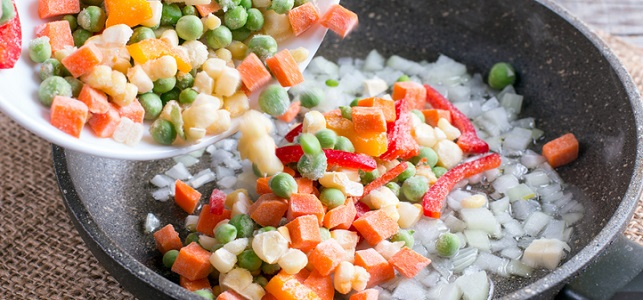Get The Most From Frozen Vegetables