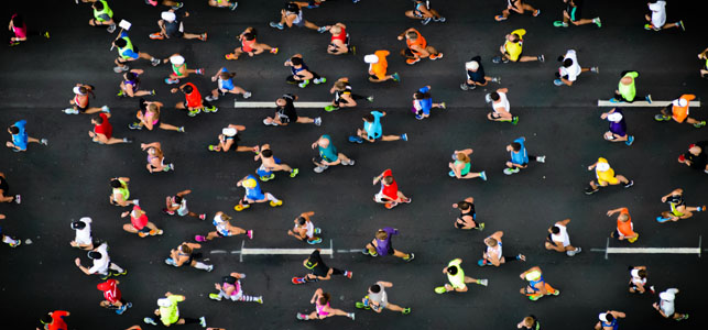 Want to Turn Back the Aging Clock? Train for a Marathon