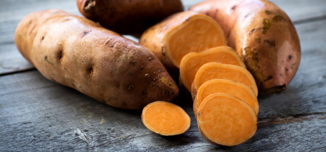 AHA News: Sweet Potatoes Are a Holiday Dish to Be Thankful For