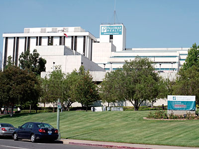 Palomar Medical Center, Escondido